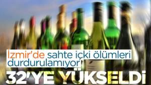 İzmir'de sahte alkol kabusu sürüyor: Ölü sayısı 35'e yükseldi