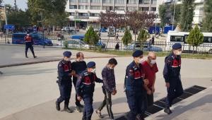 İzmir Tire'de 1000 adet uyuşturucu hap ile yakalandılar