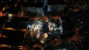 İzmir umut sessizliğine büründü