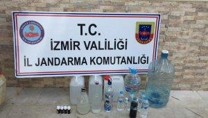 İzmir'de sahte içki operasyonları devam ediyor: 6 gözaltı