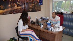 Kuşadası Belediyesi iş arayanlara umut kapısı oldu
