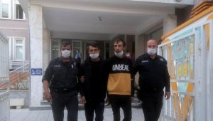 Manisa Salihli'de Suçüstü yakalanan hırsızlar tutuklandı