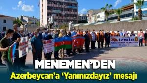 Menemen'den Azerbaycan'a