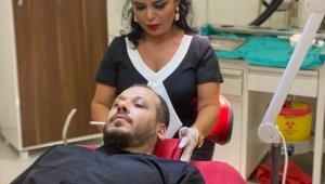 """Saç Ekim Uzmanı Aslı Tarcan: """"En iyi saç ekim yöntemlerinden biri DHI tekniği''"""