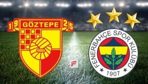 Süper Lig: Göztepe: 2 - Fenerbahçe: 3