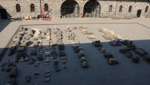 Türkiye'nin tarihi eserleri Diyarbakır'da restore ediliyor