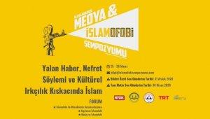 Uluslararası Medya ve İslamofobi Sempozyomu için akademik bildiri çağrısına çıkıldı