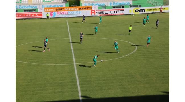 2. Lig: Sivas Belediyespor: 0 - Etimesgut Belediyespor: 0
