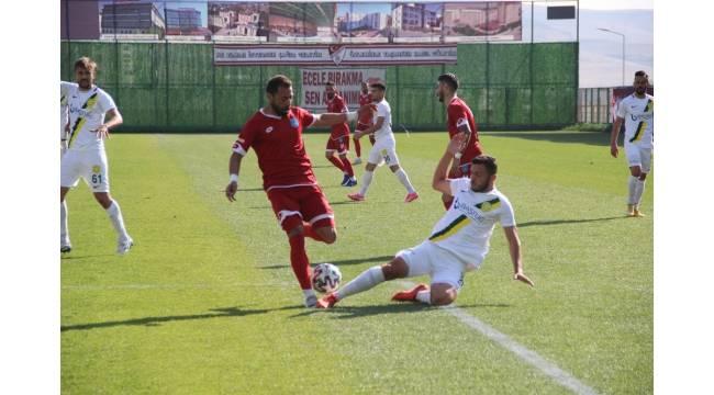 3. Lig: Elazığ Karakoçan: 0 - Osmaniyespor: 0