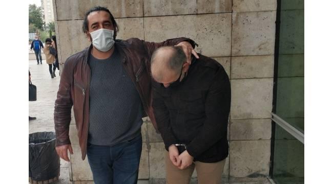 5 yıl hapis cezası bulunan şahıs uyuşturucuyla yakalandı