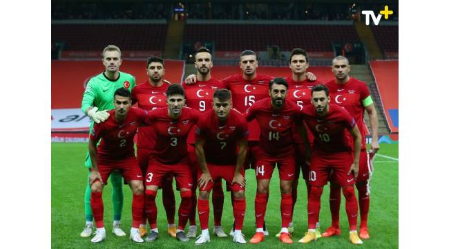 A Milli Futbol Takımı'nın maçları TV+ ekranlarında