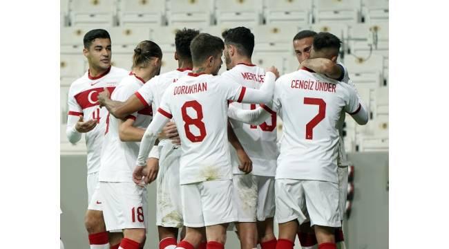 A Milli Futbol Takımı'nın rakibi Rusya
