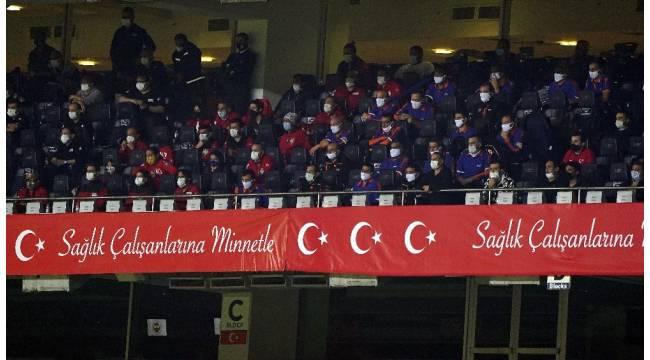AFAD ve AKUT ekipleri Rusya maçını izledi