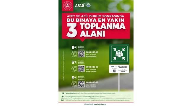 AFAD'dan toplanma alanları ile ilgili açıklama
