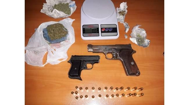 Ahlat'ta hırsızlık operasyonu: 2 gözaltı