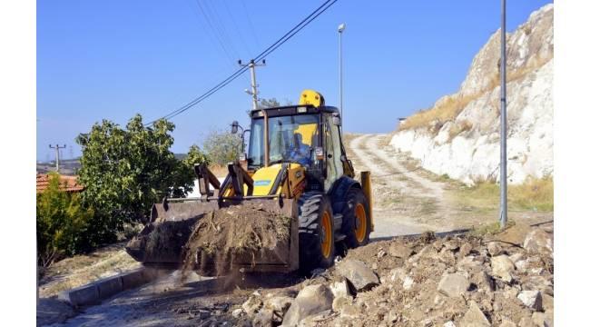 Aliağa'daki Samurlu Mahallesi'nin sorunları çözüme kavuşuyor