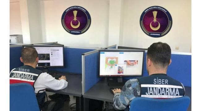 Ardahan'da Jandarma 66 internet sitesinin erişimini engelledi