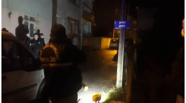 Bafra'da silahlı saldırı: 1 yaralı