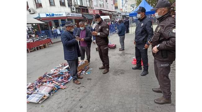Bartın'da karantina kuralını ihlal eden 177 kişiye ceza