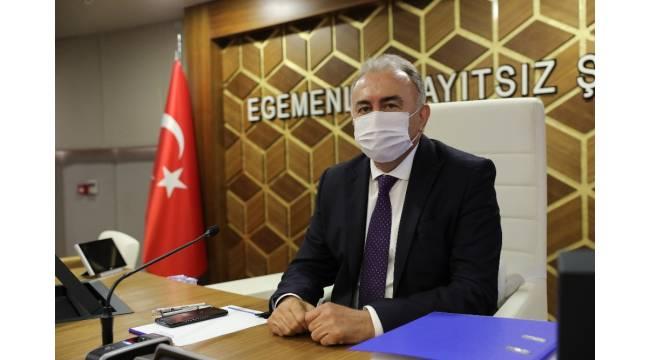 Başkan Böcek, Hacıarifoğlu'nu görevden aldı