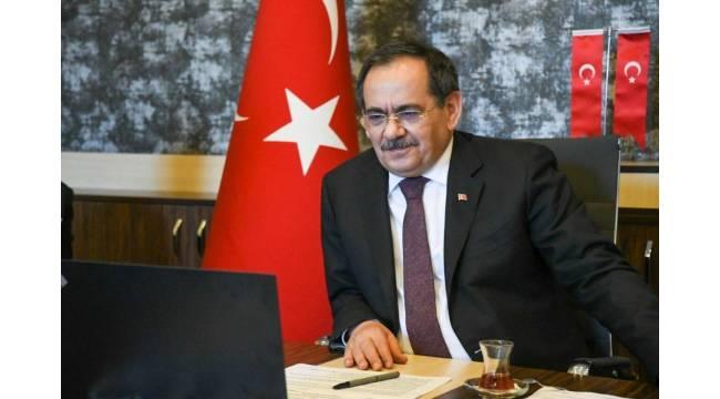 """Başkan Demir: """"Samsun'u daha ileriye taşıyacak projelerimizi tek tek hayata geçiriyoruz"""""""
