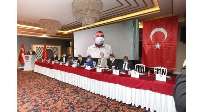 """Başkan Karalar: """"Adana'da güzel işler olmaya başladı"""""""