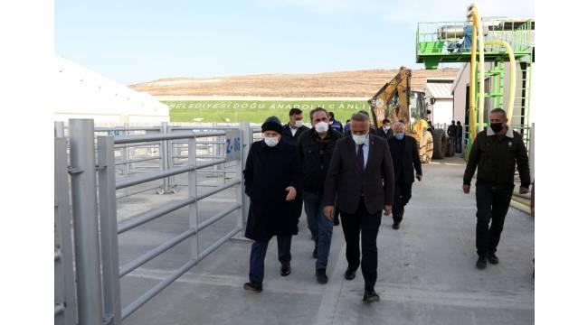 """Başkan Sekmen: """"Erzurum, hayvancılık ve tarımda da marka bir kent oldu"""""""