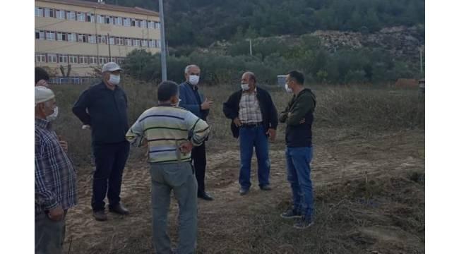 Bayırköy'de yeni imar uygulamasına başlandı