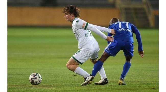 Bursaspor, 20 yaşın altında 11 futbolcusuna şans verdi