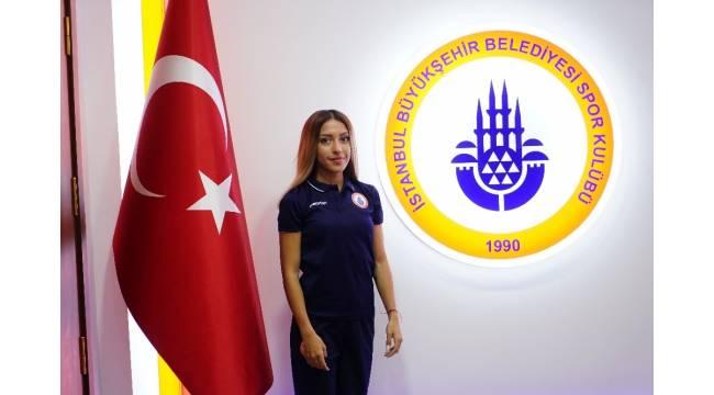 """Büşra Nur Koku: """"Tek düşündüğüm şey olimpiyat"""""""
