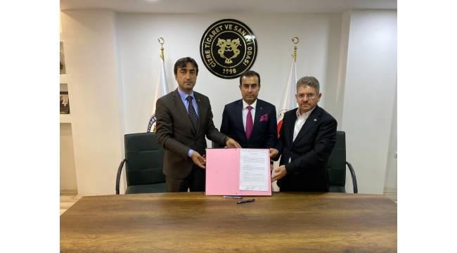 Cizre TSO ve OKİD arasında ticari işbirliği protokolü imzalandı