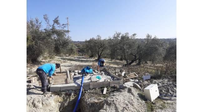 Çobanlar Mahallesi'ne kesintisiz içme suyu sağlandı