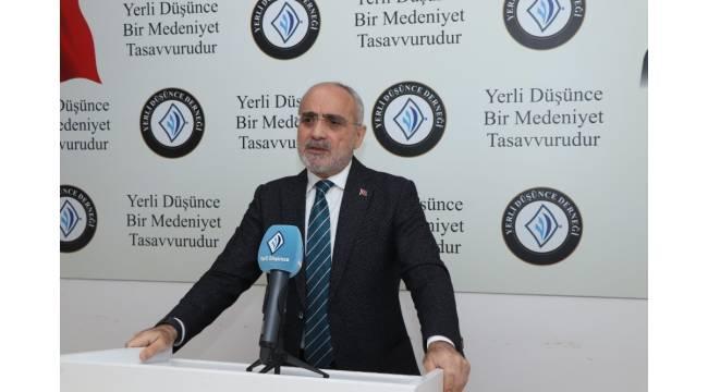 """Cumhurbaşkanı Başdanışmanı Topçu: """"Ahıskalı Türkler, öz kardeşlerimizdir"""""""