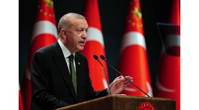 """Cumhurbaşkanı Erdoğan: """"Yeni reform hazırlıkları içindeyiz. İnsan hakları eylem planı da bu hazırlıkların en önemlilerindendir."""""""
