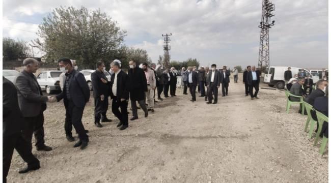 Diyarbakır'da aralarında husumet bulunan 2 aile barıştı
