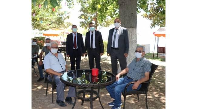Eğirdir'de bir mahalle, bir belde ve 3 köyde kahvehaneler kapatıldı