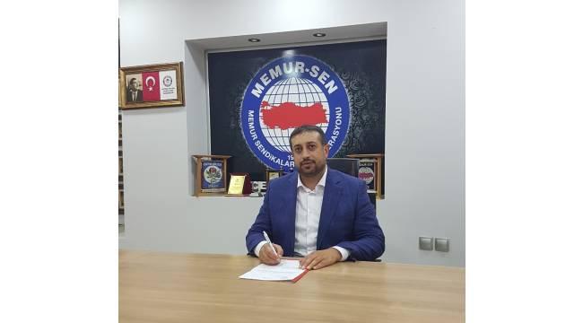 """Eğitim-Ber-Sen Başkanı Çelebi """"Mahkemeden durdurma kararı çıktı"""""""