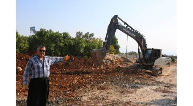 Erdemli'de yeni yollar açılıyor