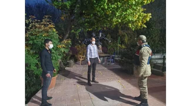 Erzincan'da Covid-19 denetimleri