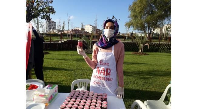 Esenler'de kadınlar 'Komşuluk Günü'nü kutladı