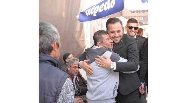 Eski İl Genel Meclisi Başkanı Dulkadiroğlu, AK Parti İl Başkanlığı İçin Aday