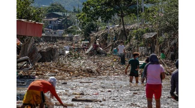 Filipinler'i vuran Vamco Tayfunu'nda ölü sayısı 42'ye yükseldi