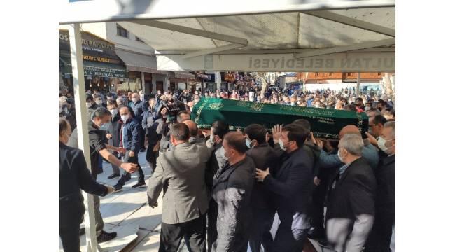 Gazeteci Ahmet Kekeç için cenaze töreni düzenleniyor