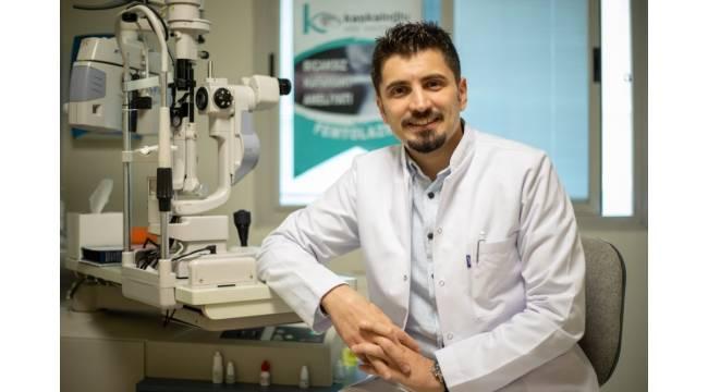 Göz hastalıklarında lazer teknolojisi avantaj sağlıyor