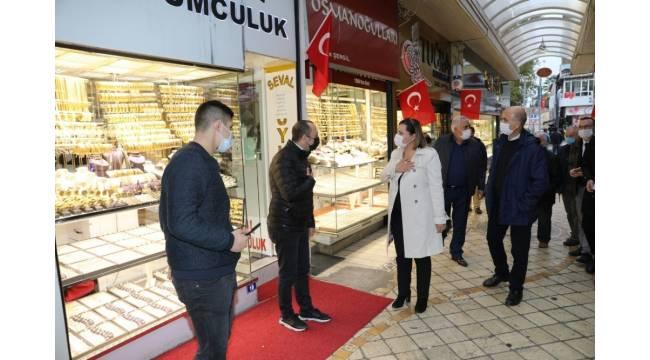 Hürriyet, Kapanönü ve Ayakkabıcılar Çarşısı'ndaki çalışmaları yakından takip ediyor