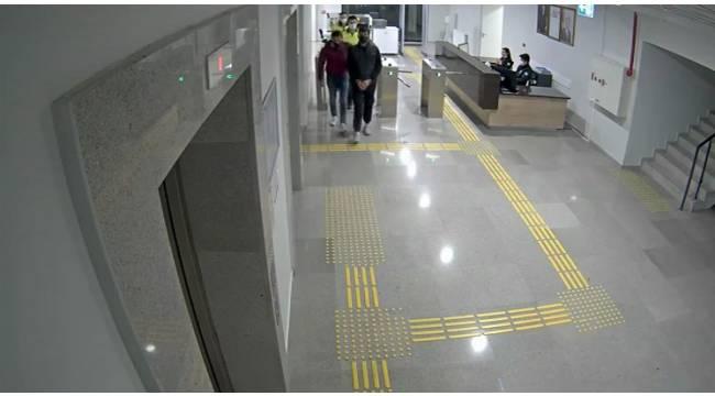 İstanbul Havalimanı'nda PKK'lı terörist böyle yakalandı