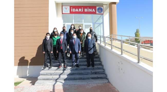 Kabakcı'dan Pınarbaşı ve Sarız ilçelerine ziyaret