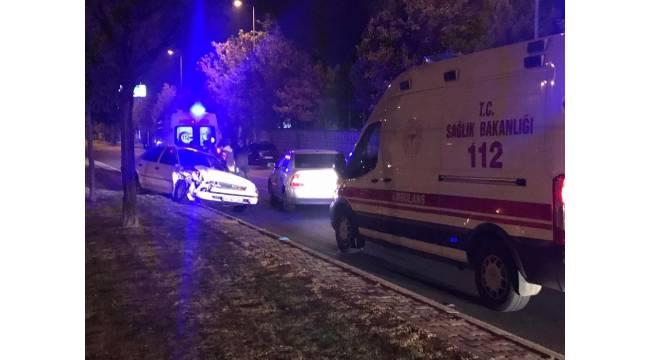 Kayseri'de zincirleme kaza: 3 yaralı