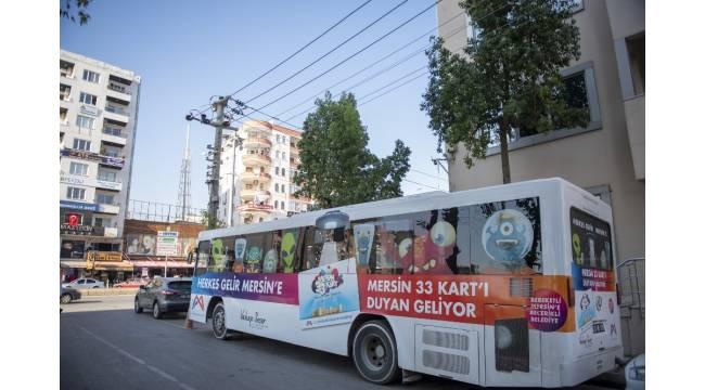 Kentkart Mobil Hizmet Aracı hizmet vermeye başladı