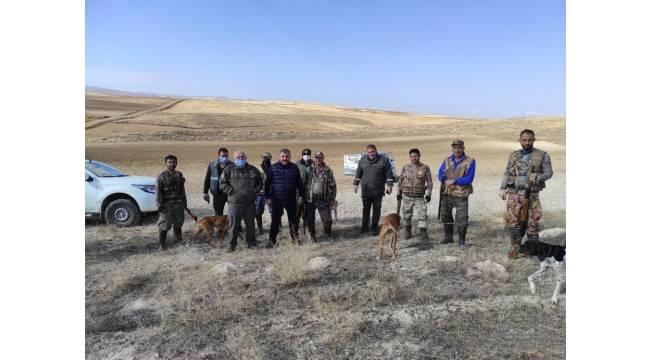 Kırıkkale'de izinsiz avlanan 5 kişiye ceza